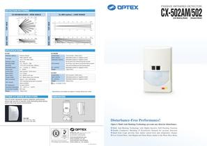 Passive Infrared Detector CX-502AM