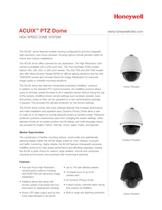 ACUIX PTZ Dome 