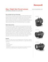 Day / Night Vari-Focal Lenses