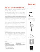 HD6 Mounts and Adapters