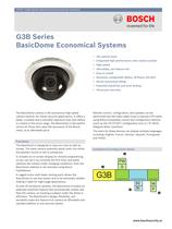 G3B Series BasicDome Economical Systems