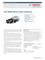 LTC 0435 Series Color Cameras