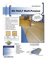 Multi-Purpose Safety Flooring