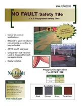 Safety Tiles for Playgrounds