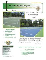 Tennis Court Construction & Surfacing
