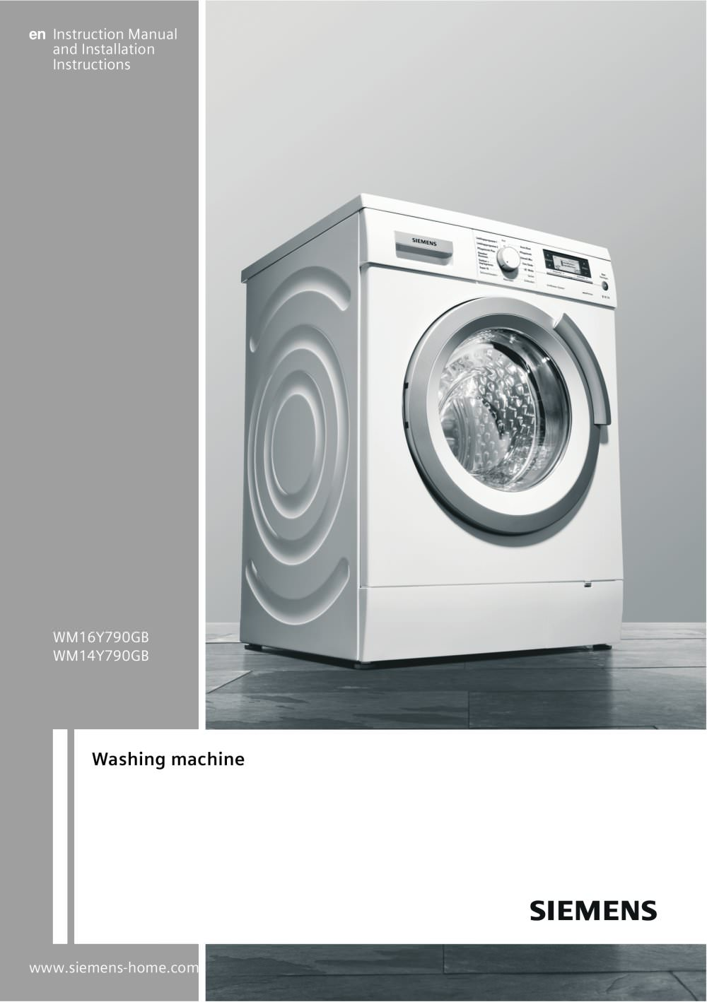 9000755818 - Siemens Home Appliances - PDF Catalogues ...