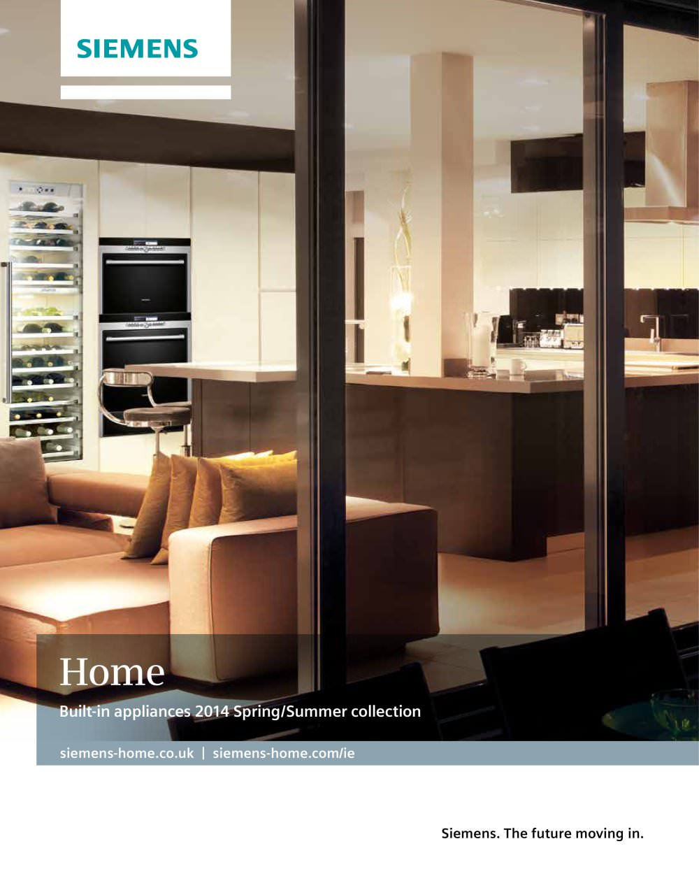 Built-in Appliances - Siemens Home Appliances - PDF Catalogues ...