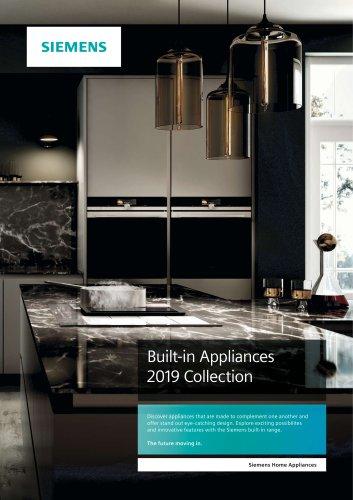 Built In Appliances Brochure Siemens Home Appliances Pdf