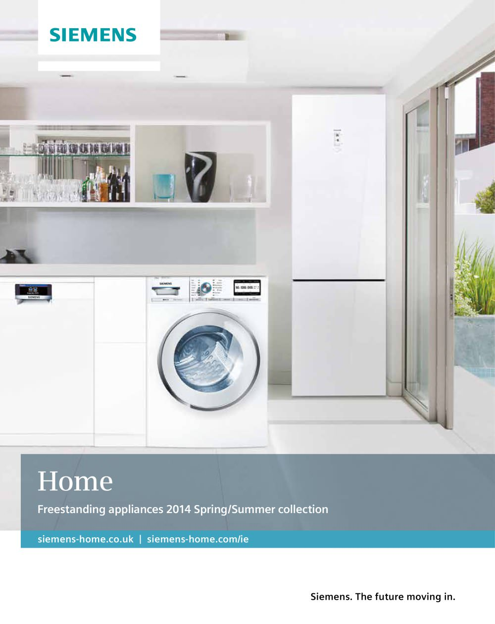 Free-standing Appliances - Siemens Home Appliances - PDF ...
