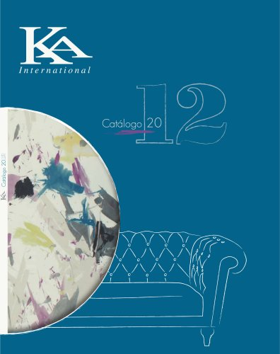 General Catalogue 2012
