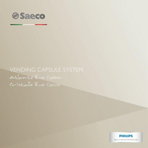 VENDING CAPSULE SYSTEM