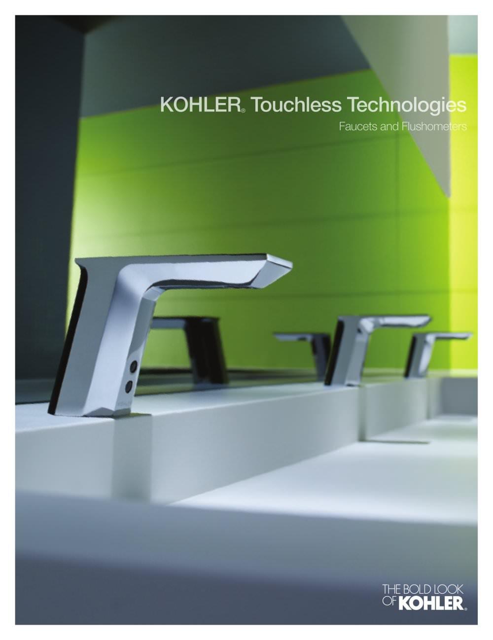 Touchless Technologies Brochure - Kohler - PDF Catalogues ...