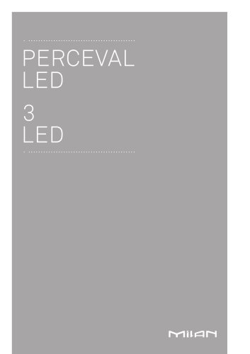 SUPLEMENT 3-LED/ PERCEVAL-LED