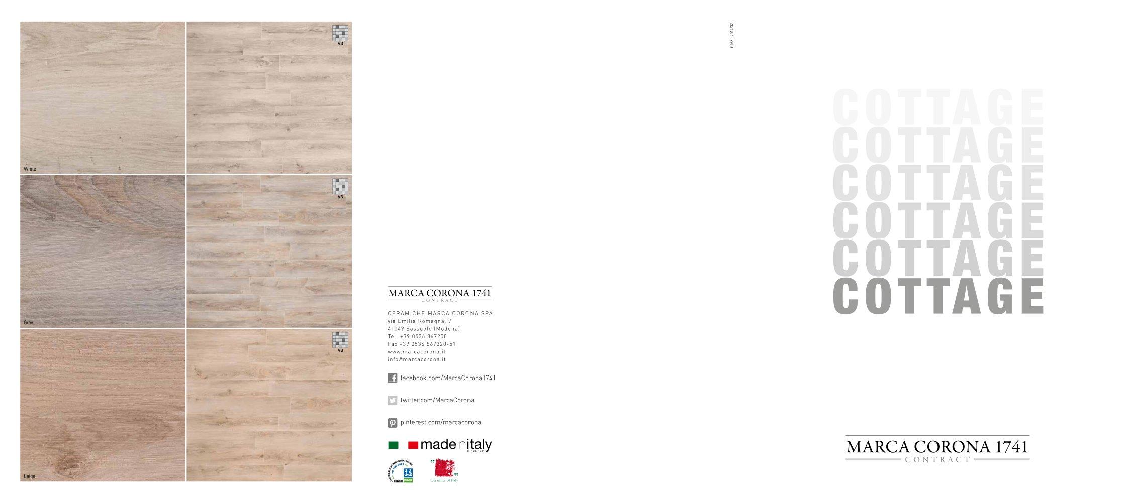 Cottage - CERAMICHE MARCA CORONA - PDF Catalogues | Documentation ...