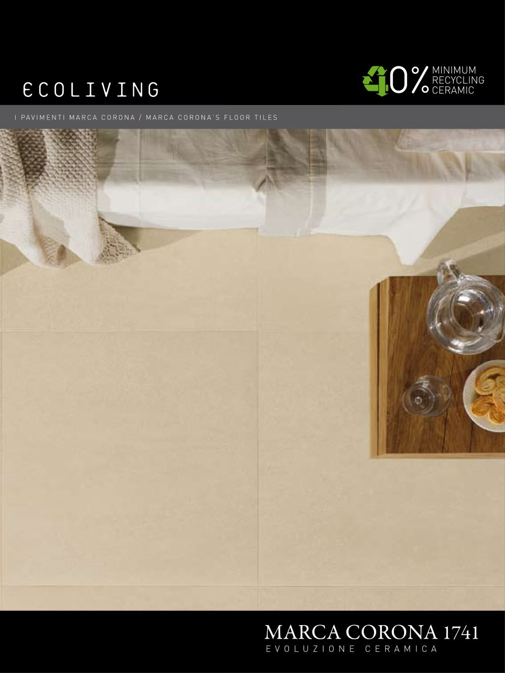 Ecoliving 40 minimum recycling ceramic ceramiche marca corona ecoliving 40 minimum recycling ceramic 1 27 pages dailygadgetfo Images