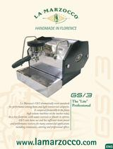 "GS/3- The ""Lite"" professional"