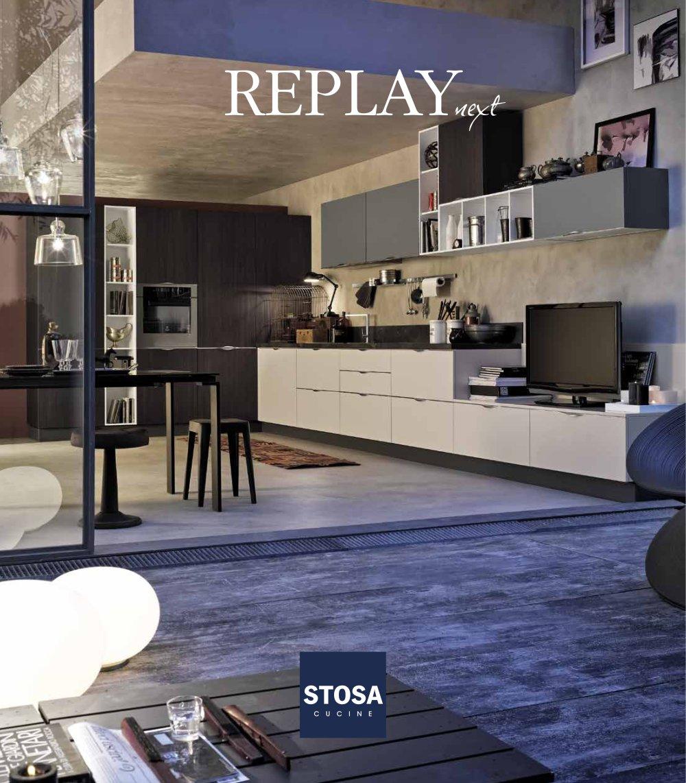 Replay next - STOSA CUCINE - PDF Catalogues | Documentation ...