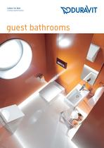 Guest bathrooms