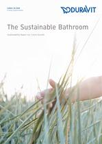 The Sustainable Bathroom