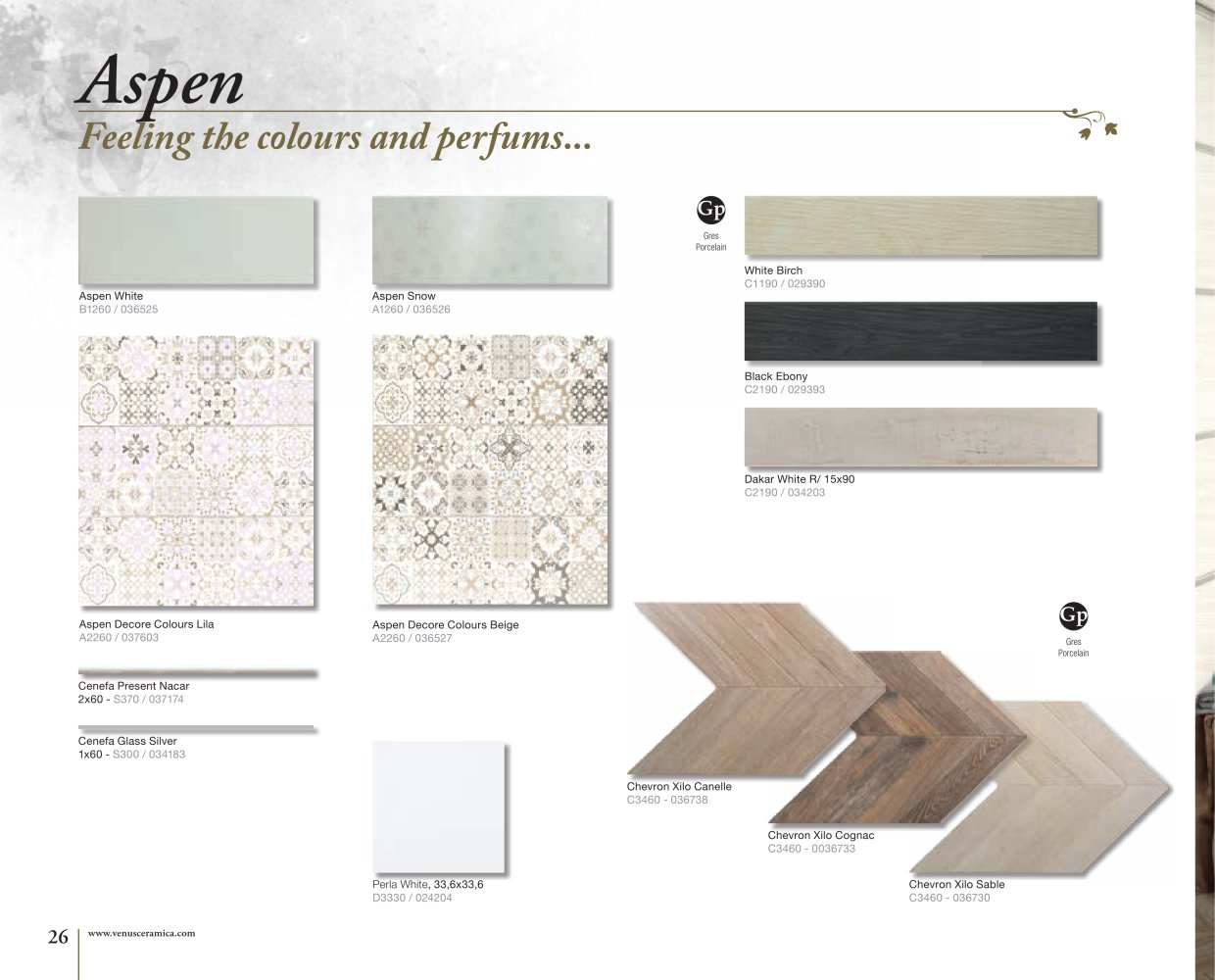Aspen venus ceramica pdf catalogues documentation brochures aspen 1 2 pages dailygadgetfo Image collections