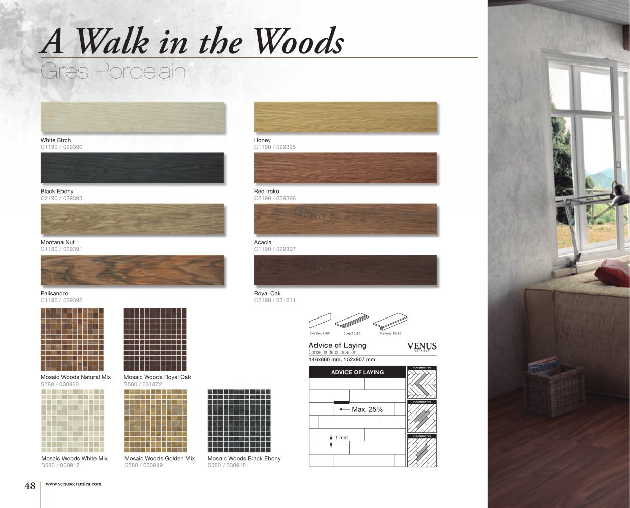 A walk in the wood venus ceramica pdf catalogues a walk in the wood 1 2 pages dailygadgetfo Gallery