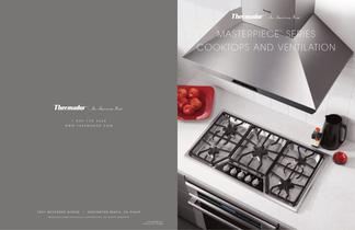 Cooktops & Ventilation Sales Folder