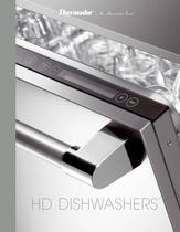 Thermador - dishwashers
