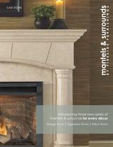 CAST MANTELS