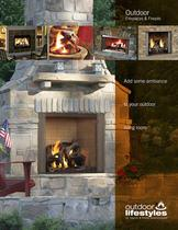 OUTDOOR FIREPLACES &amp; FIREPITS