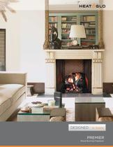 PREMIER WOOD-BURNING FIREPLACES