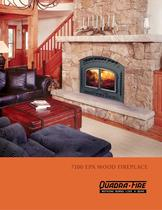 7100 EPA wood fireplace