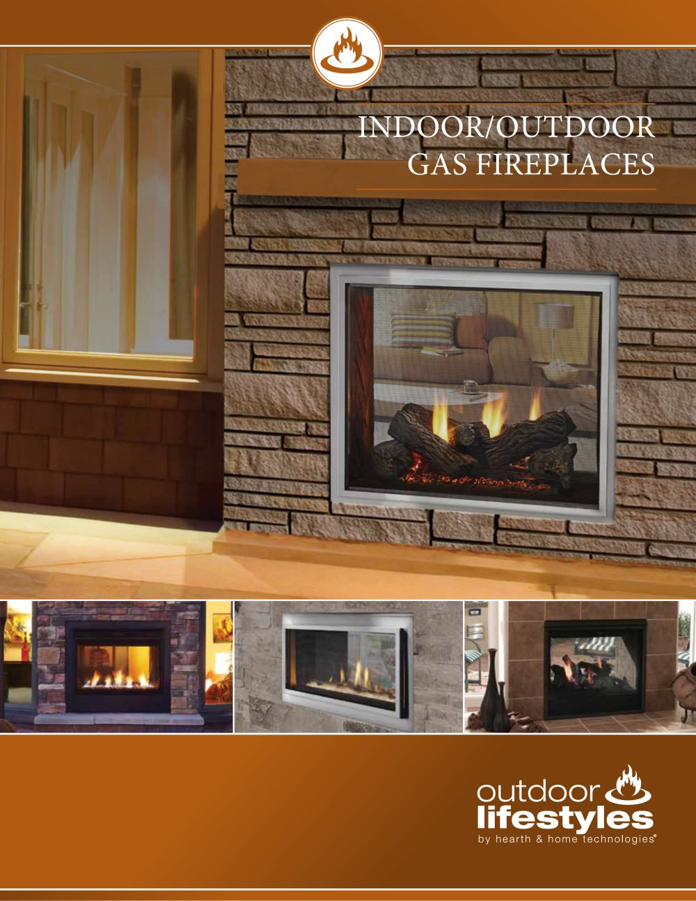INDOOR/OUTDOOR GAS FIREPLACES - QUADRA-FIRE - PDF Catalogues ...