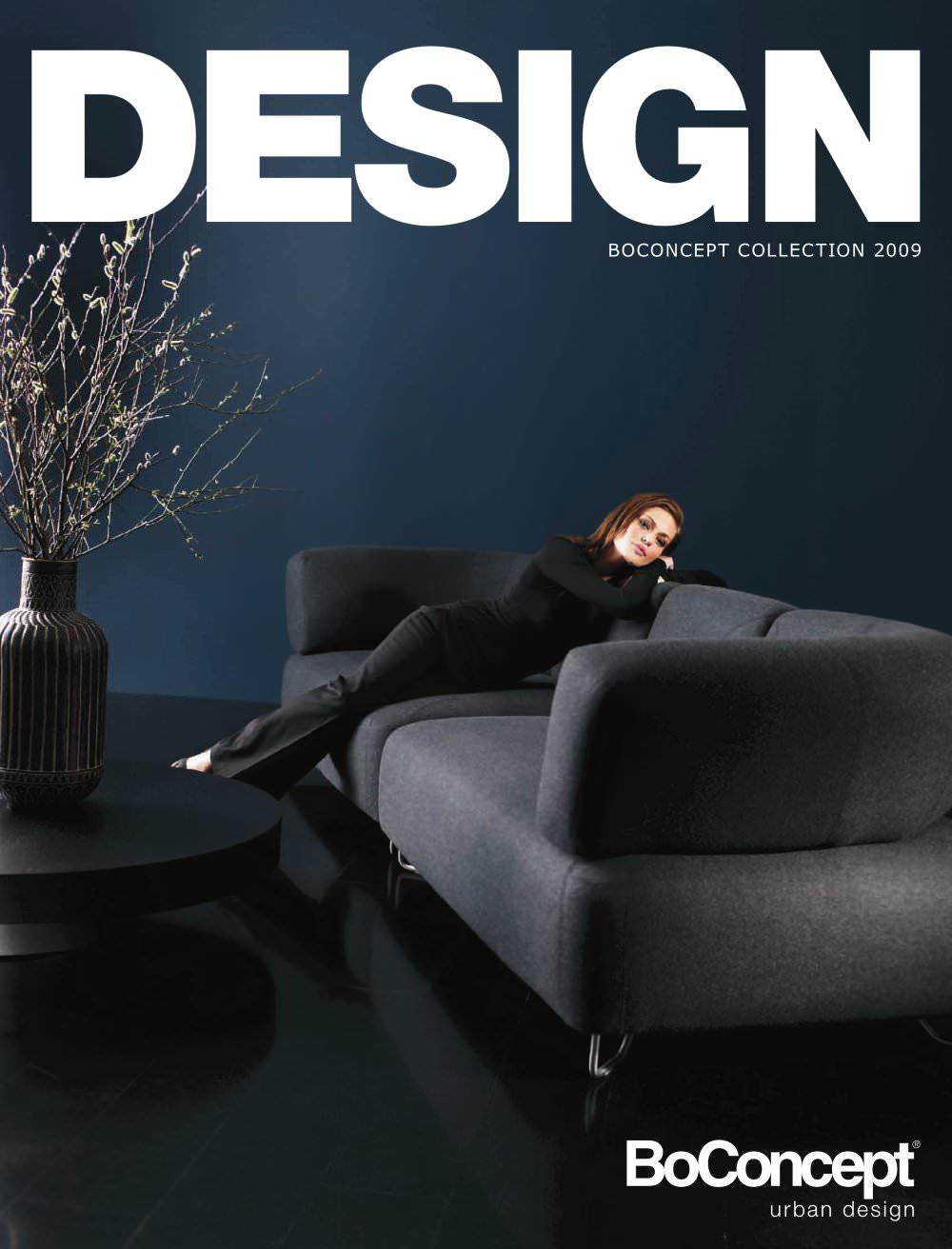 Design Boconcept Collection 2009 1 196 Pages