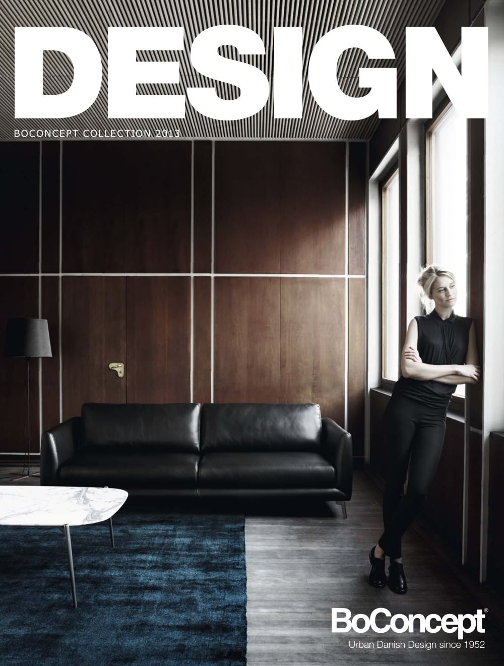 Design Boconcept Collection 2013 - 1 / 164 Pages