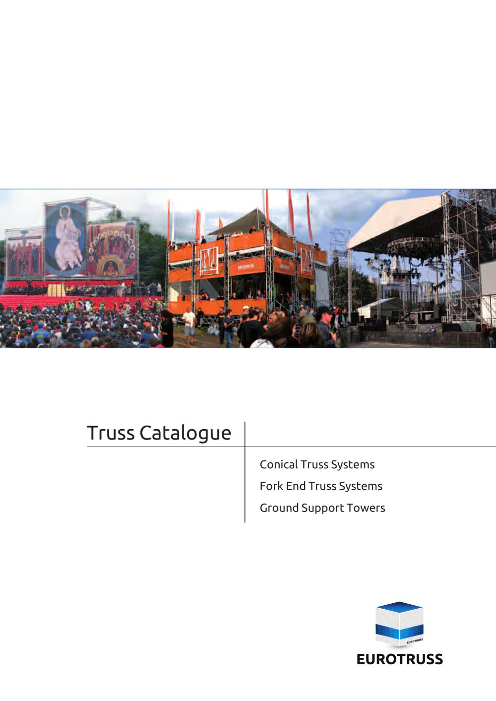 Truss Catalogue - EUROTRUSS - PDF Catalogues | Documentation | Brochures