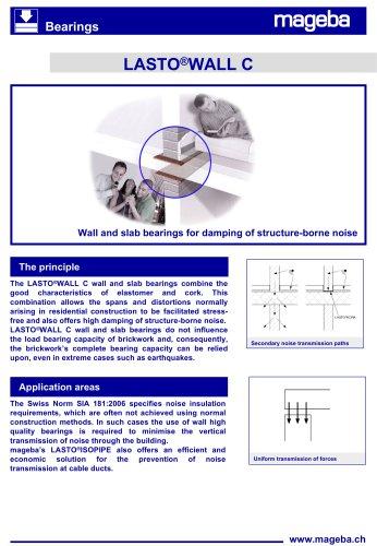 LASTO ® WALL C - Mageba - PDF Catalogs   Documentation   Brochures
