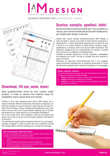QUOTATION SHEETS