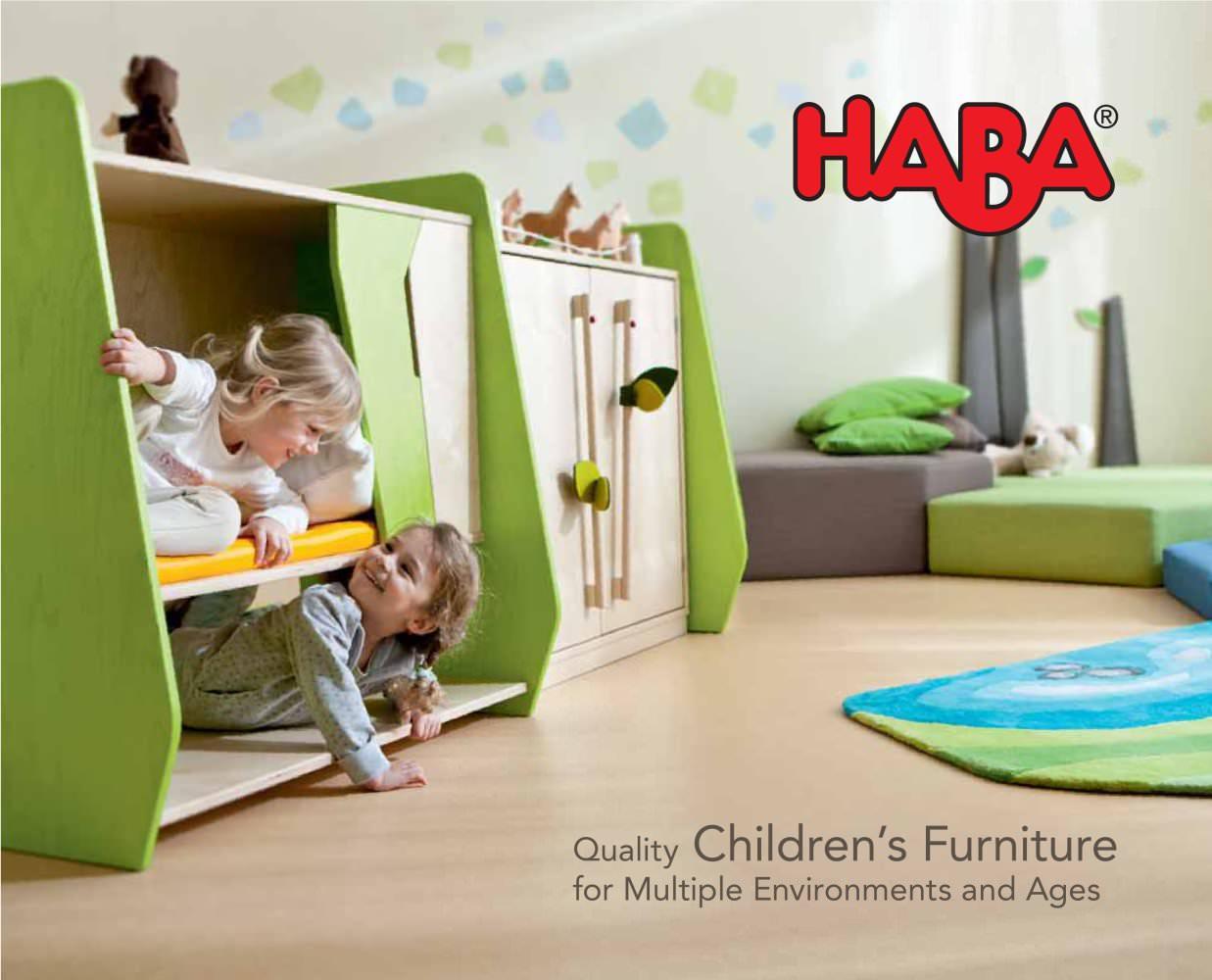 Charmant HABA   Quality Childrenu0027s Furniture   1 / 15 Pages