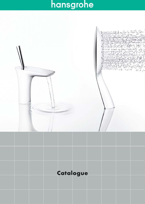 HANSGROHE CATALOGUE - hansgrohe - PDF Catalogues | Documentation ...