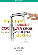 Kitchen mixers