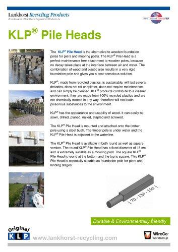 KLP Pile Heads - Lankhorst - PDF Catalogs   Documentation