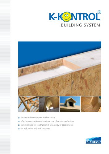 BUILDING SYSTEM