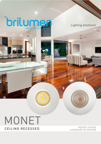 Monet | Trimless Downlight