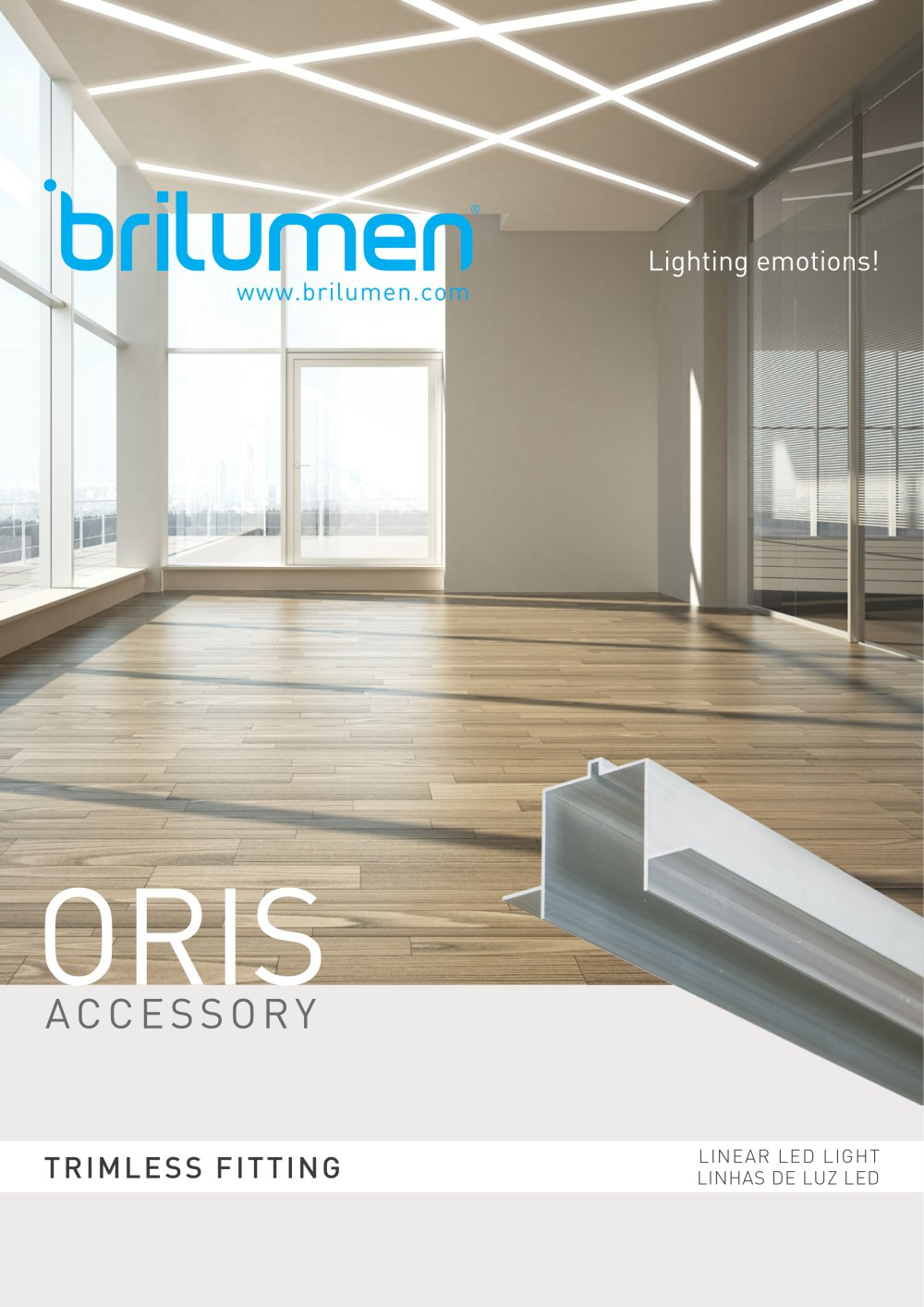 trimless fitting brilumen pdf catalogues documentation brochures