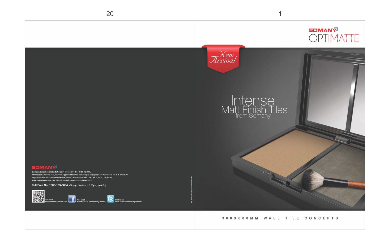 Wall Tile Concepts Somany Ceramics Ltd Pdf Catalogues