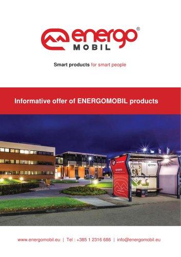 Energomobil-smart solar products