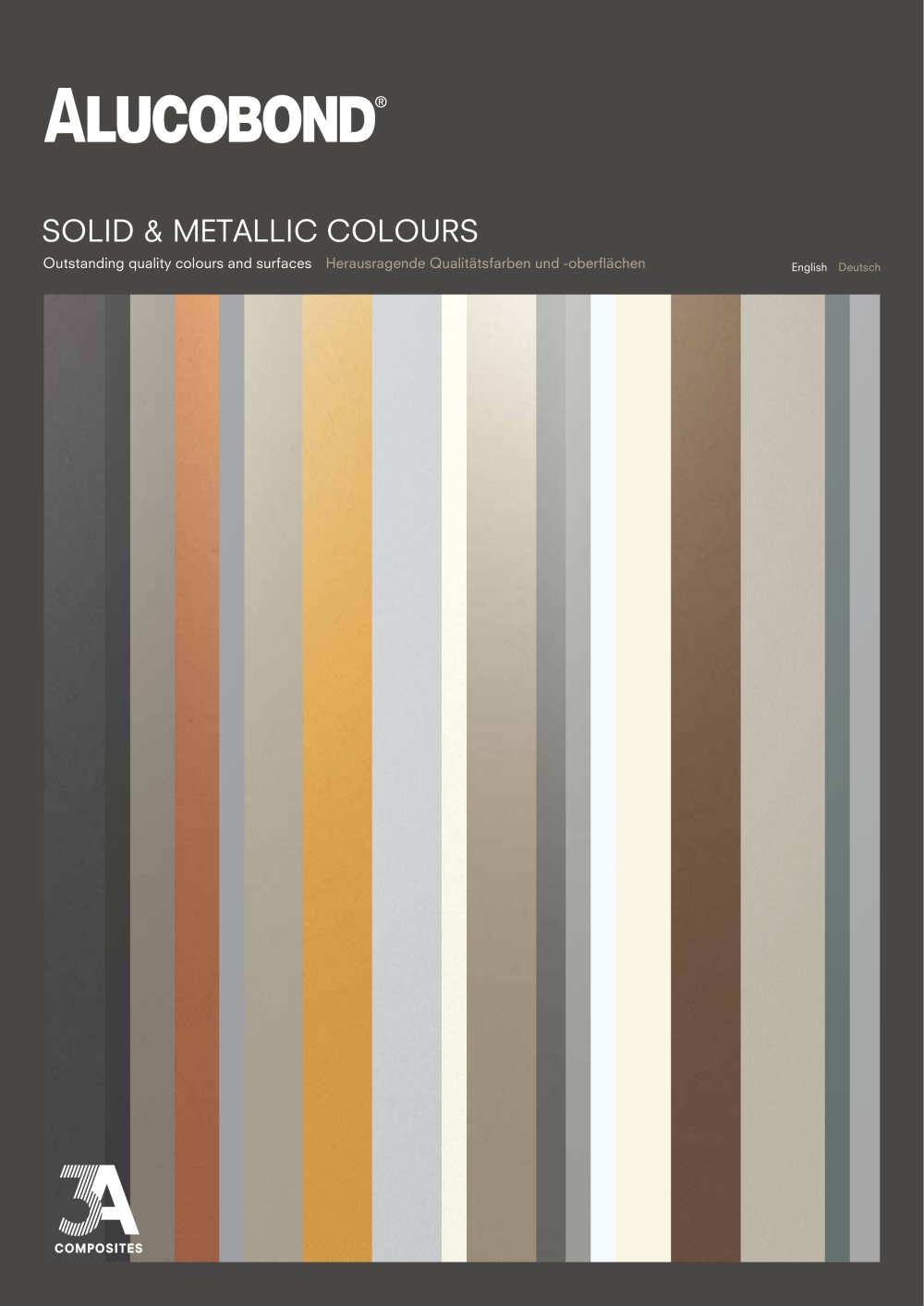 SOLID AND METALLIC COLOURS - ALUCOBOND - PDF Catalogues ...