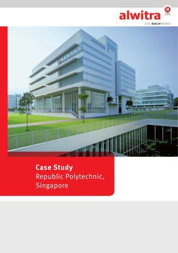 Case Study Republic Polytechnic, Singapore - Alwitra - PDF Catalogs