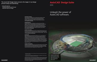 AutoCAD Design Suite Brochure