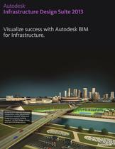 Infrastructure Design Suite 2013